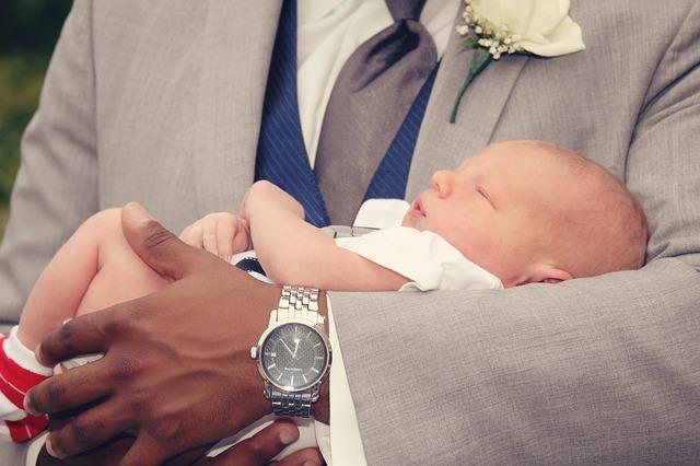 Jak ubrać dziecko do chrztu?
