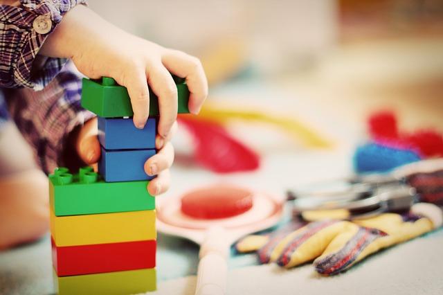 7 zabawek dla dzieci, które trzeba mieć