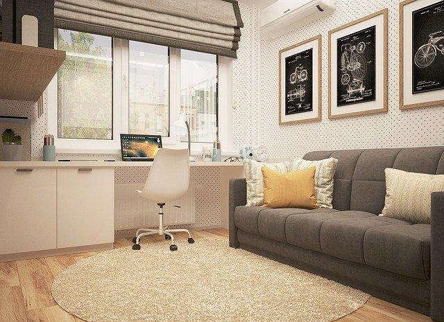 Jak urządzić pokój ucznia? Biurko, krzesło, lampki do pokoju ucznia