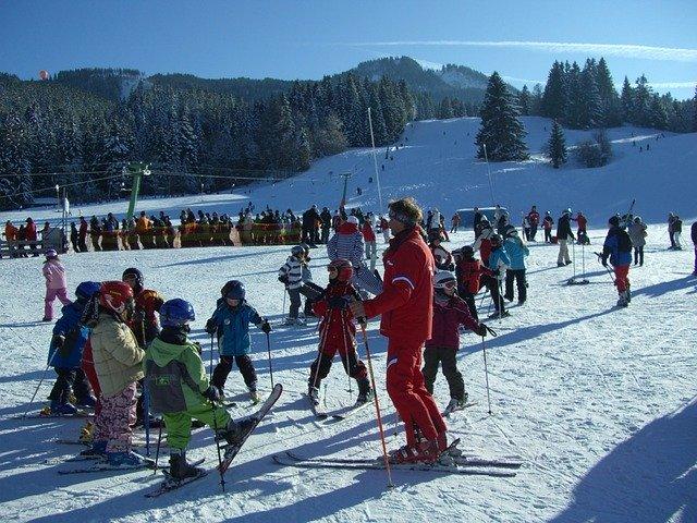 Zajęcia z instruktorem narciarstwa